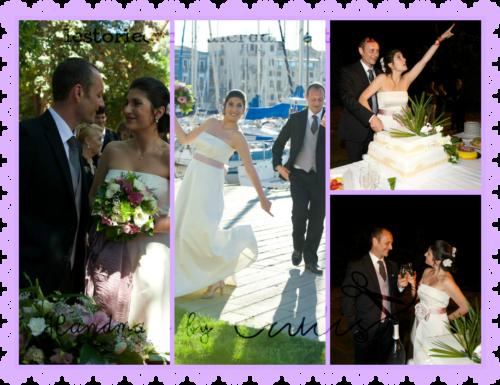 La storia del matrimonio – I confetti